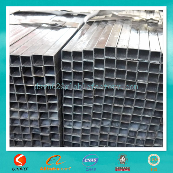 china furniture hot rolled square hollow section steel pipes/tubes