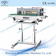 FR-770LD continuous band automatic plastic bag pouch sealing machine