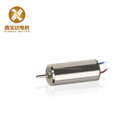 10000rpm high quality 6mm coreless motor 3 volt dc motor micro servo motor for RC models