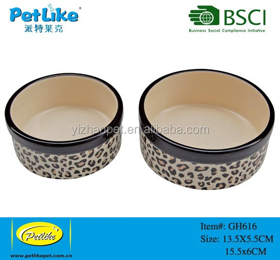 dog feeding ceramic dog bowls wholesale