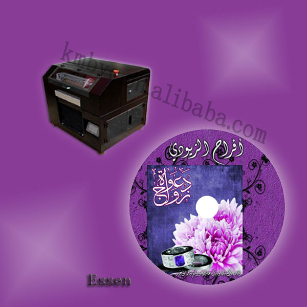 High Resolution Digital Printer leather Printing