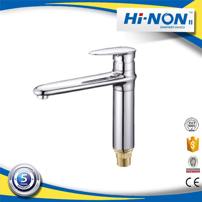 Personalized design single hole industrial water faucets
