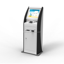 LKS top up kiosk with cash acceptor