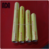 cheap pvc films vegetables packing plastic roll for kitchen from cling film dispenser
