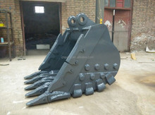 Excavator rock teeth bucket ,EC240 Excavator bucket excavator teeth ripper, VOLVO Excavator spare parts