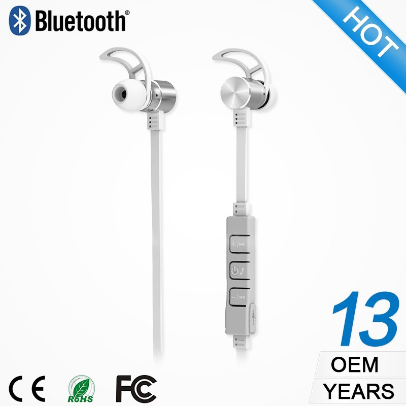 Fashion sport bluetooth headsets for iphone 6p