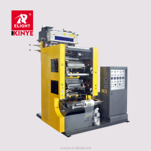 High quality Mini PE Film film blowing Extruder for LDPE HDPE LLDPE, Mini PE Film blowing machine with 1 colors printer