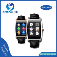 China Manufacturer Smartwatch Android 4.4 OS 3G smart watch with wifi and GPS