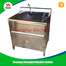 fruit and vegetable washer/cleaning machine