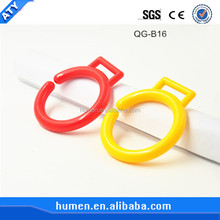 eco-friendly plastic baby link ring