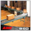 automatic roller conveyor used in logistic warehouse heavy duty type small duty type
