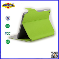 For IPad Stand Leather Case Cover