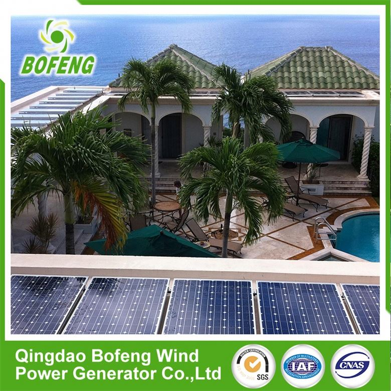 Reliable Quality Top Grade solar panel heating solar home system for home use