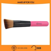 Synthetic Hair Angel Top Contour Brush