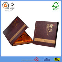 Eco-friendly Jewelry Box Making Supplies With Special Design