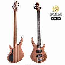 factory price global bass guitar left handed 5 string guild bass guitar