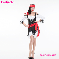 China Wholesale Nature Fancy Dress Pirate Women Sexy xx Costume