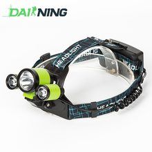 Hot selling bike light / led head lamp dual purpose usb rechargeable head torch