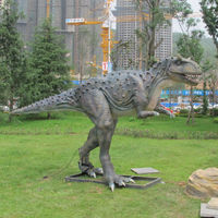 2014 newly giant inflatable dinosaur for outdoor playground