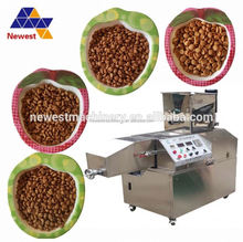 Best price fish feed pellet machine in india/automatic pet food production line/fish food processing line