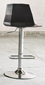 Modern Popular chromed base bar chair