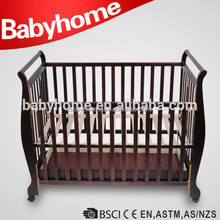 high quality foldable wooden playpen for baby