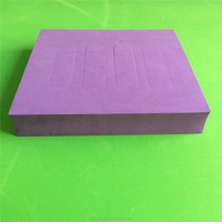 Custom die cut eva foam packaging eva hard case with foam