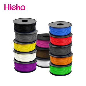 Hieha Top quality ABS PLA 1.75 mm 3D Printing pen filament material on sale for printer