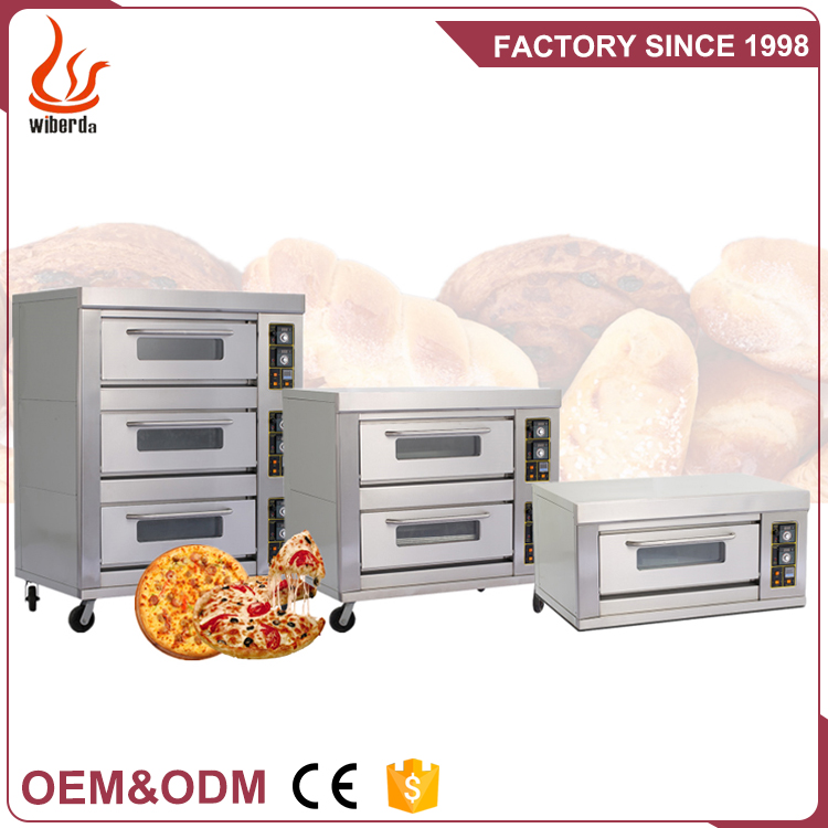 Professional Bakery Equipment stainless steel gas oven manufactures in china