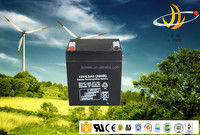 security system battery 12v 4.5ah deep cycle agm/gel battery 12v 4ah free maintenance battery