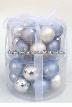 PURE COLOR GLASS BALL