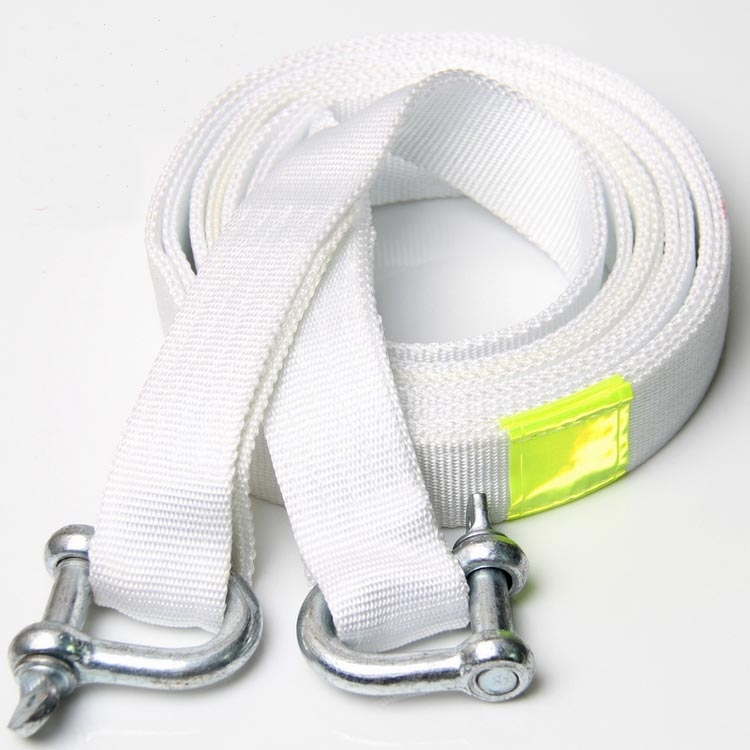 HF-002(3) High Quality Strong Mini Emergency Tool 2 Tons Car Tow Rope Auto Tow Strenching Rope