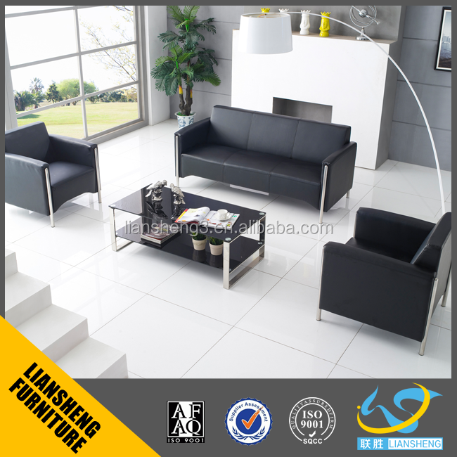 black attractive heated leather latest designs sofas