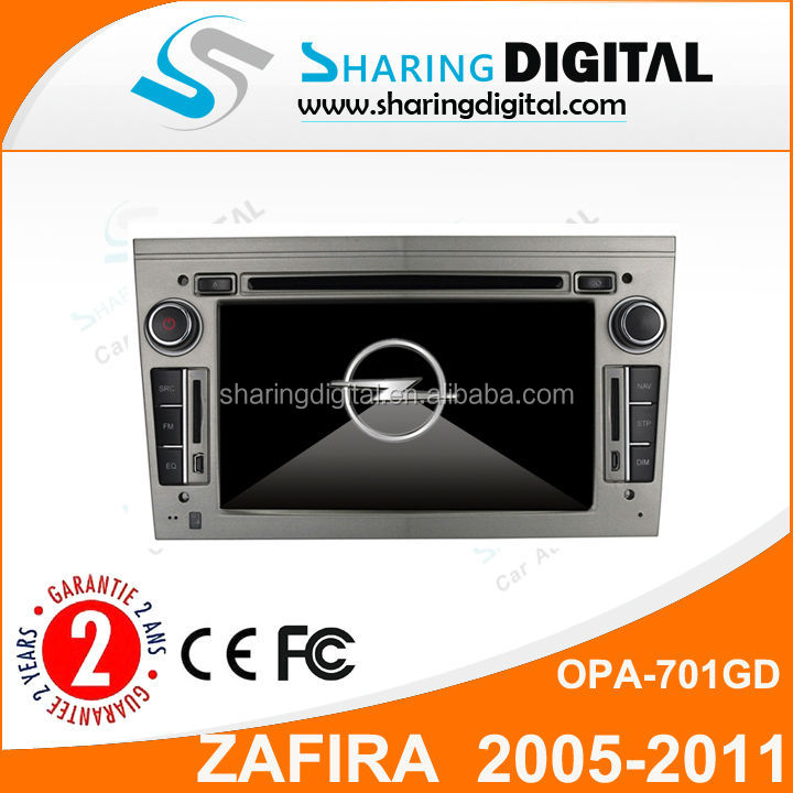 Sharingdigital for Opel VIVARO 2006-2010 auto radio gps car dvd