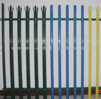 Hot Sale Palisade Fencing