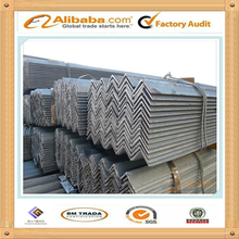 Mild steel hollow bar / steel angle bar with hole