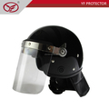 CE motorcycle helmets Anti Riot Police Helmet Full Face Tactical for Gas Mask