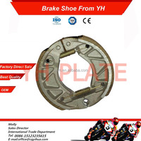 motorcycle parts cg125 brake shoe,Chongqing motorcycle cd70 brake shoe,China cg125 motorcycle shoe brake