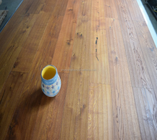 Hand scraped oiled Oak engineered <strong>wood</strong> flooring2016.11.15