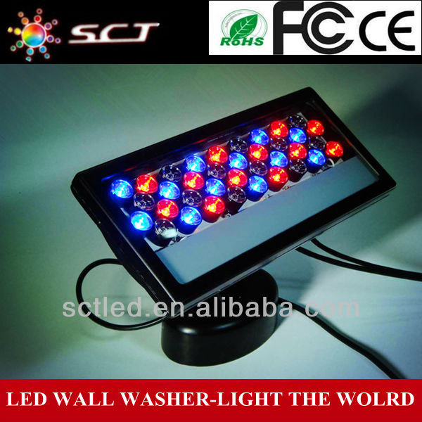 High Quality DMX Control RGB Outdoor LED Wall Washer