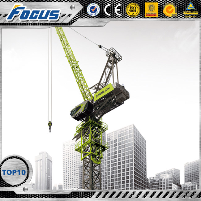 Zoomlion L250-16 Luffing-jib 16t mobile tower crane