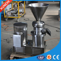 Professional stainless steel bone paste making machine / colloid mill with CE certificate