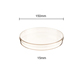 large disposable sterile 150 mmx15mm lab ps 150mm petri dish in laboratory