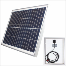 High quality small size 20W 30W 50W 10W 200W 350W poly solar panel