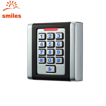 Weatherproof Access Control /Metal Door Keypads/IP68 RFID Card Reader