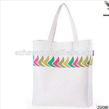High quality cutton cooler bag for shopping and gift bag on alibaba
