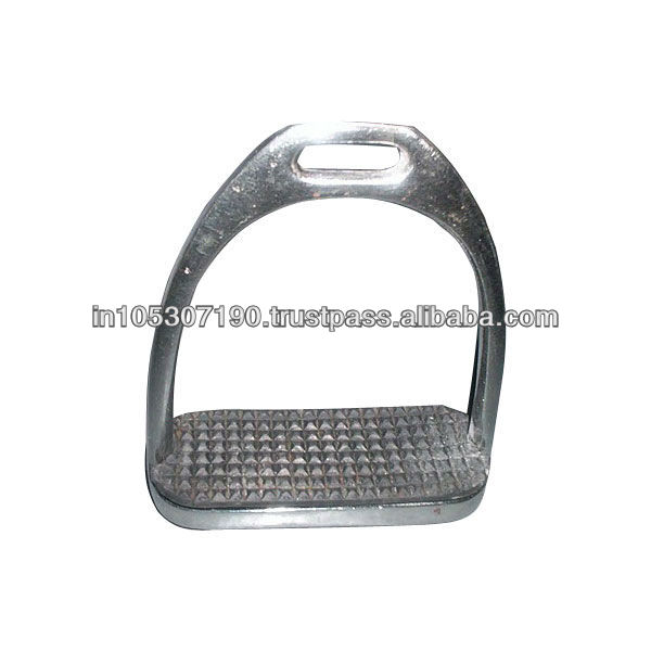 Horse stainless steel stirrup