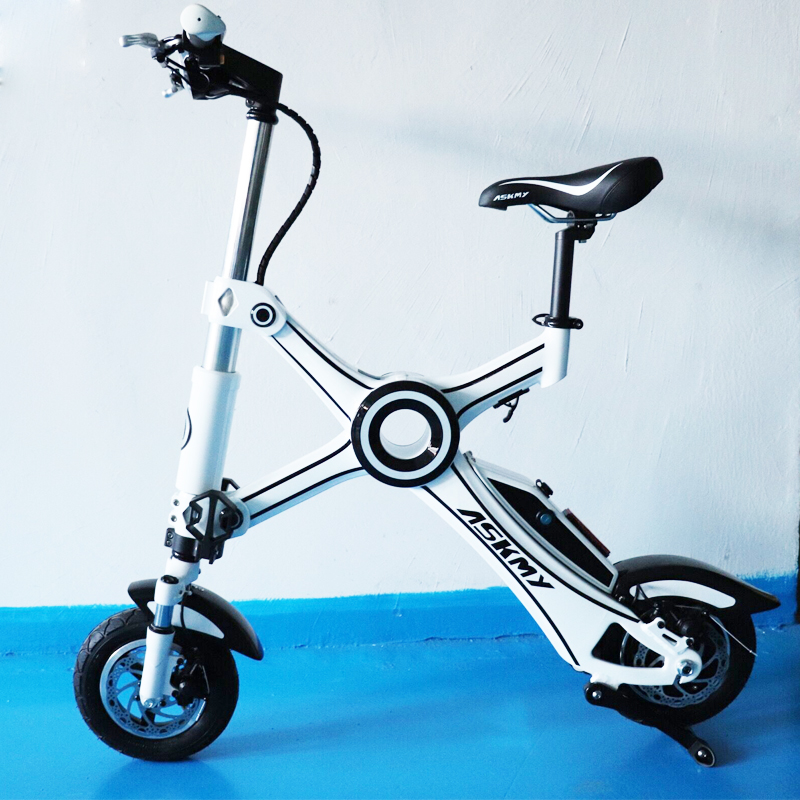 Lightweight <strong>CE</strong> approved folding e bike electric scooter