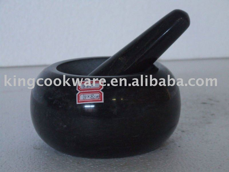 Mortar and Pestle 3