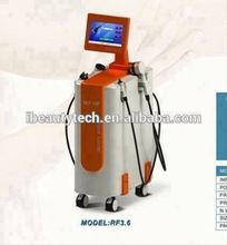 2017 skin care rf3.6 portable cavitation machine